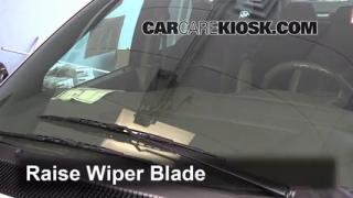 Front Wiper Blade Change Dodge Caravan (2001-2004)