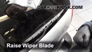 Rear Wiper Blade Change Dodge Caravan (2001-2004)