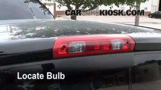 Third Brake Light Bulb Change Dodge Ram 2500 (2003-2005)