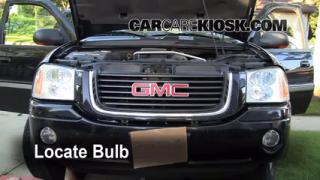 Fog Light Replacement 2002-2009 GMC Envoy