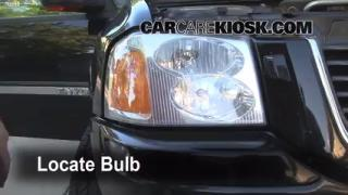 Headlight Change 2002-2009 GMC Envoy