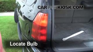Brake Light Change 1998-2004 Isuzu Rodeo