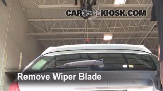 Rear Wiper Blade Change Honda Civic (2001-2005)