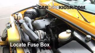 Blown Fuse Check 2003-2009 Hummer H2