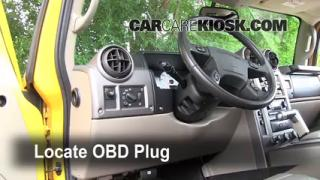 Engine Light Is On: 2003-2009 Hummer H2 - What to Do