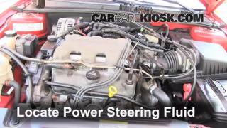 Fix Power Steering Leaks Pontiac Grand Am (1999-2005)