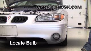 Headlight Change 1997-2003 Pontiac Grand Prix