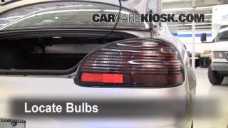 Tail Light Change 1997-2003 Pontiac Grand Prix