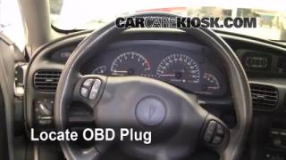 Engine Light Is On: 1997-2003 Pontiac Grand Prix - What to Do