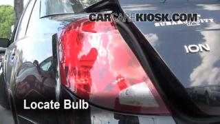Reverse Light Replacement 2003-2007 Saturn Ion-2