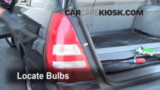 Tail Light Change 2003-2008 Subaru Forester