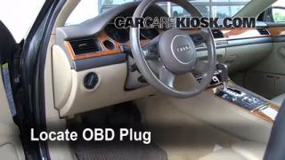 Engine Light Is On: 2004-2010 Audi A8 Quattro - What to Do