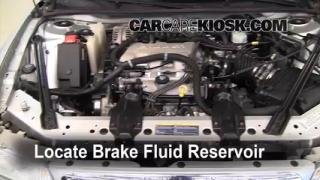 Add Brake Fluid: 1997-2005 Buick Century