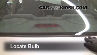 Third Brake Light Bulb Change Buick Century (1997-2005)
