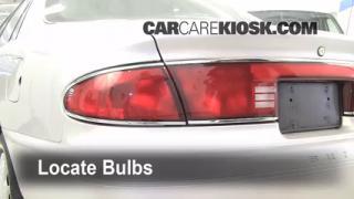 Tail Light Change 1997-2005 Buick Century