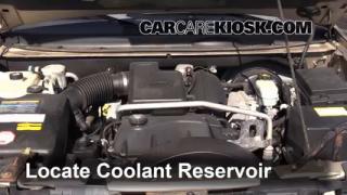 How to Add Coolant: Isuzu Rodeo (1998-2004)