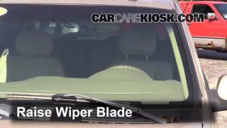 Front Wiper Blade Change Isuzu Rodeo (1998-2004)