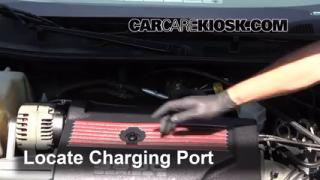 How to Add Freon in a 2000-2005 Chevrolet Impala