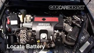 How to Jumpstart a 2000-2005 Chevrolet Impala