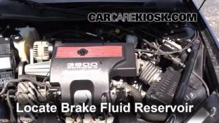 Add Brake Fluid: 2000-2005 Chevrolet Impala