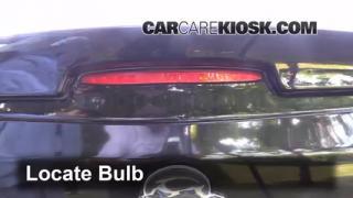 Third Brake Light Bulb Change Chevrolet Impala (2000-2005)