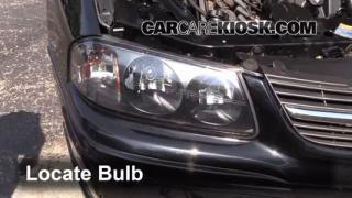Headlight Change 2000-2005 Chevrolet Impala