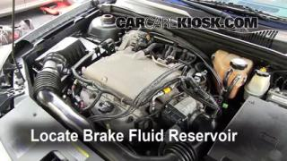 Add Brake Fluid: 2004-2008 Chevrolet Malibu