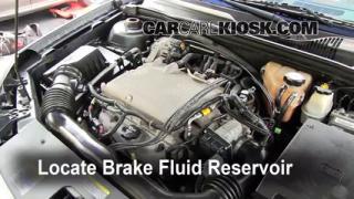Add Brake Fluid: 2004-2008 Chevrolet Malibu