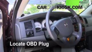 Engine Light Is On: 2004-2009 Dodge Durango - What to Do