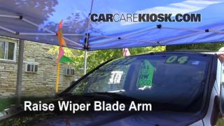 Front Wiper Blade Change Dodge Durango (2004-2009)