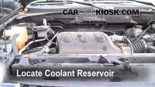 How to Add Coolant: Ford Escape (2001-2004)