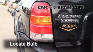 Reverse Light Replacement 2001-2004 Ford Escape