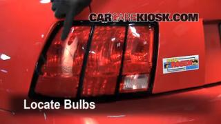 Tail Light Change 1994-2004 Ford Mustang