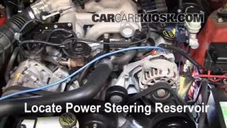 Fix Power Steering Leaks Ford Mustang (1994-2004)
