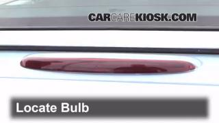 Third Brake Light Bulb Change Lincoln LS (2000-2002)
