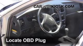 Engine Light Is On: 2002-2005 Hyundai Sonata - What to Do