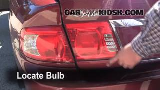 Reverse Light Replacement 2001-2006 Kia Optima