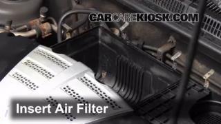 Air Filter How-To: 2001-2005 Kia Rio