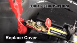 How to Clean Battery Corrosion: 2001-2005 Kia Rio