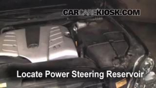 Power Steering Leak Fix: 1995-2000 Lexus LS400