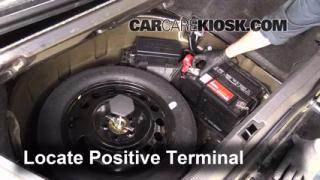 How to Jumpstart a 2000-2002 Lincoln LS