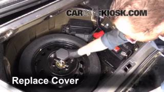 How to Jumpstart a 1993-2006 Lincoln LS