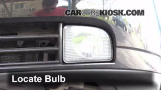 Fog Light Replacement 1993-2006 Lincoln LS