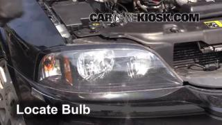 Headlight Change 1993-2006 Lincoln LS