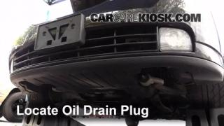 Oil & Filter Change Lincoln LS (2000-2002)