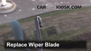 Front Wiper Blade Change Lincoln LS (1993-2006)