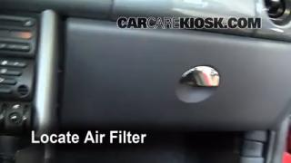 Cabin Filter Replacement: Mini Cooper 2002-2008