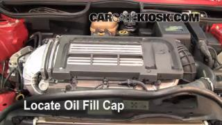 How to Add Oil Mini Cooper (2002-2008)