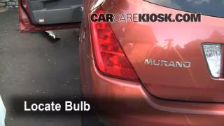 Brake Light Change 2009-2013 Nissan Murano