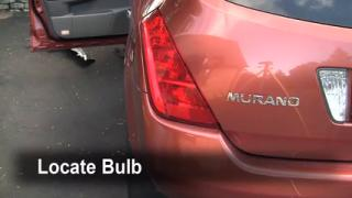 Tail Light Change 2009-2010 Nissan Murano